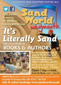 Sand World Grand Opening 2014