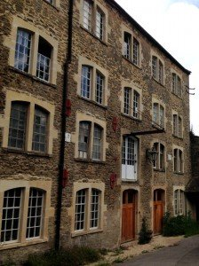 Old Silk Mill Frome