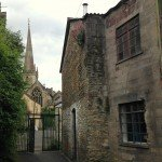 Old Silk Mill in Frome