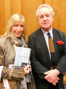 John Banville at the Radio 4 Bookclub