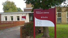 Tilehurst Library, near Reading